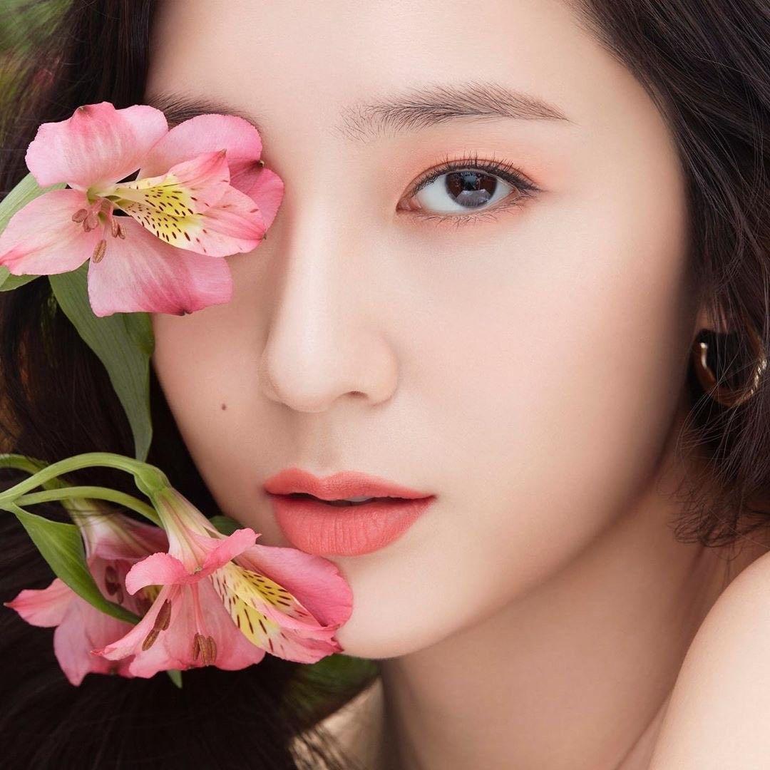 Pin By Renz On Korean Makeup Krystal Jung Krystal Jessica Krystal