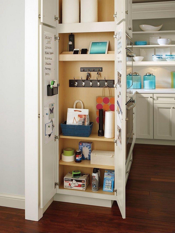DIY Hidden Storage Canned Food Storage and Ideas