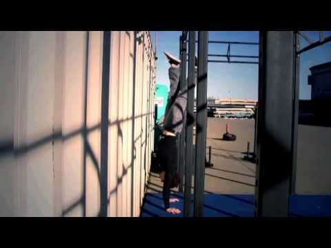 handstand against wall progression pt2nakaathletics