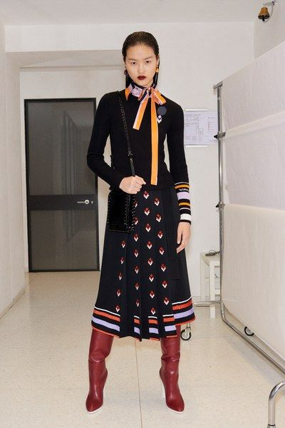 Valentino Pre-Fall 2020 Fashion Show