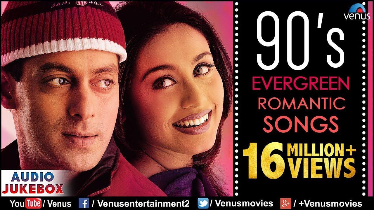 90's Evergreen Romantic Songs | Most Romantic Hindi Songs