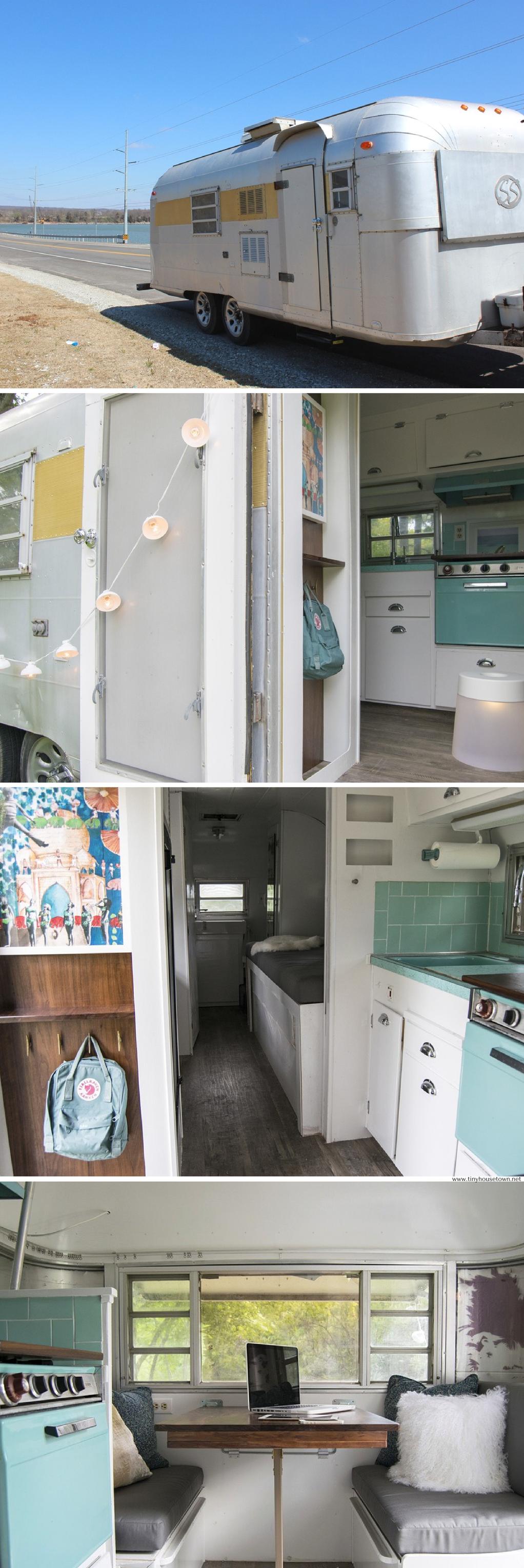 kitchen remodel okc A Silver Streak trailer for sale in Oklahoma City