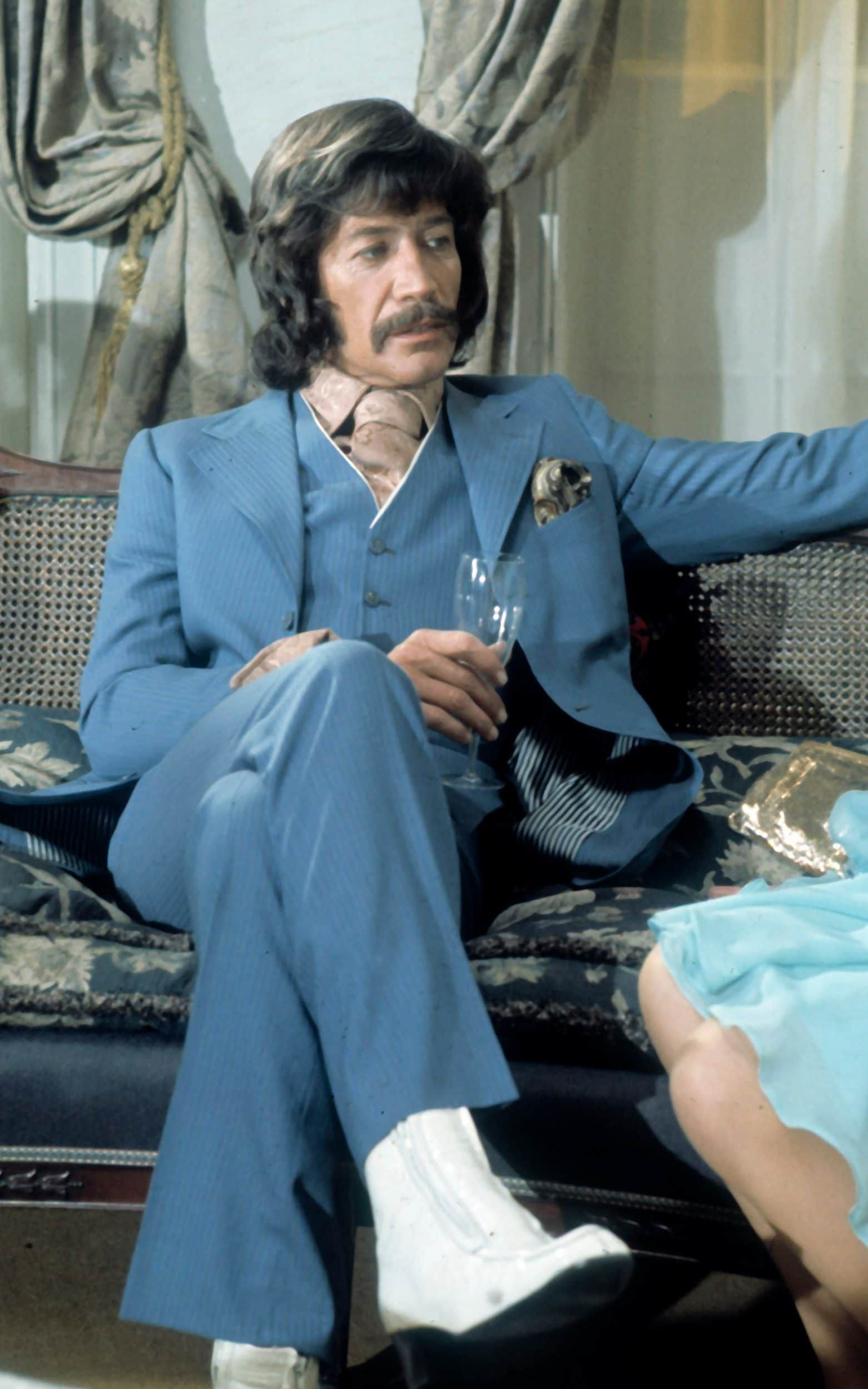 Peter Wyngarde (1927-2018 (born in Marseille, France) naked (48 photos), Sexy, Cleavage, Instagram, cameltoe 2020