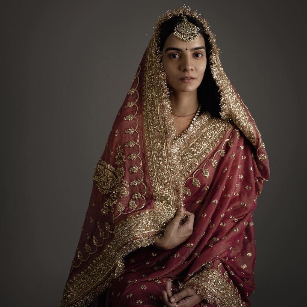 Stunning Sabyasachi 2018 Bridal Jewellery, Lehenga ...