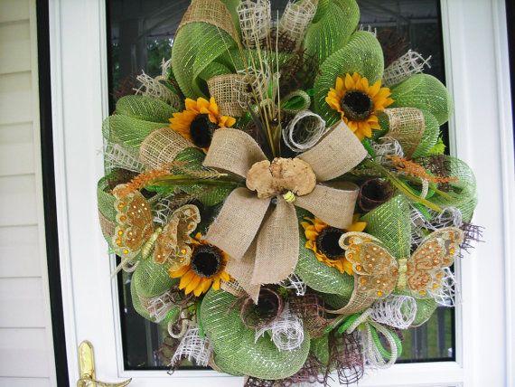Organic & Natural Wreath