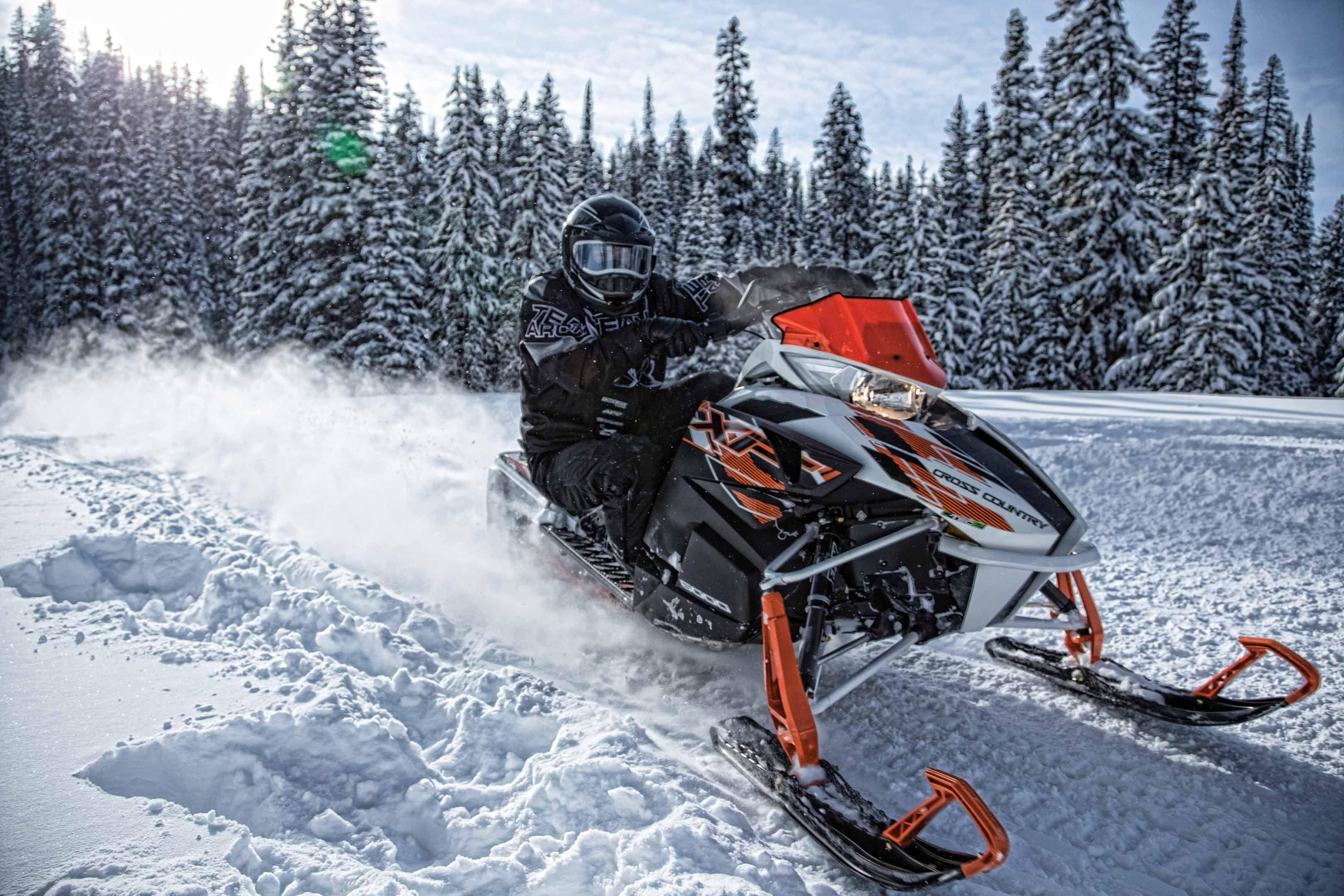 2020 Arctic Cat Snowmobiles Prices