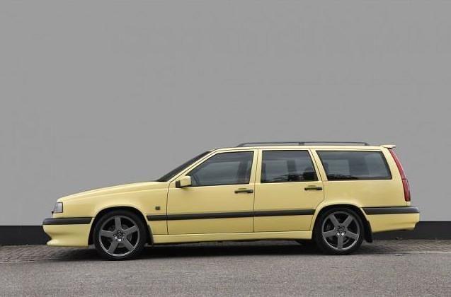 Volvo 850 T5R T5R Volvo 850, Volvo en Stationwagon