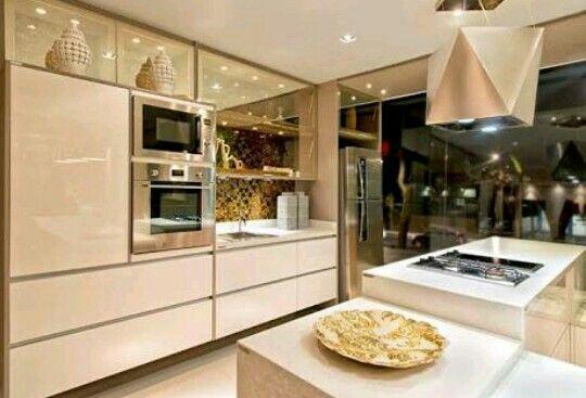 Atractivo Cocina Art Deco Ideas Ornamento Elaboración Festooning ...