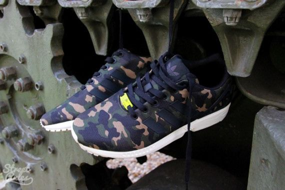 Adidas Flux Military