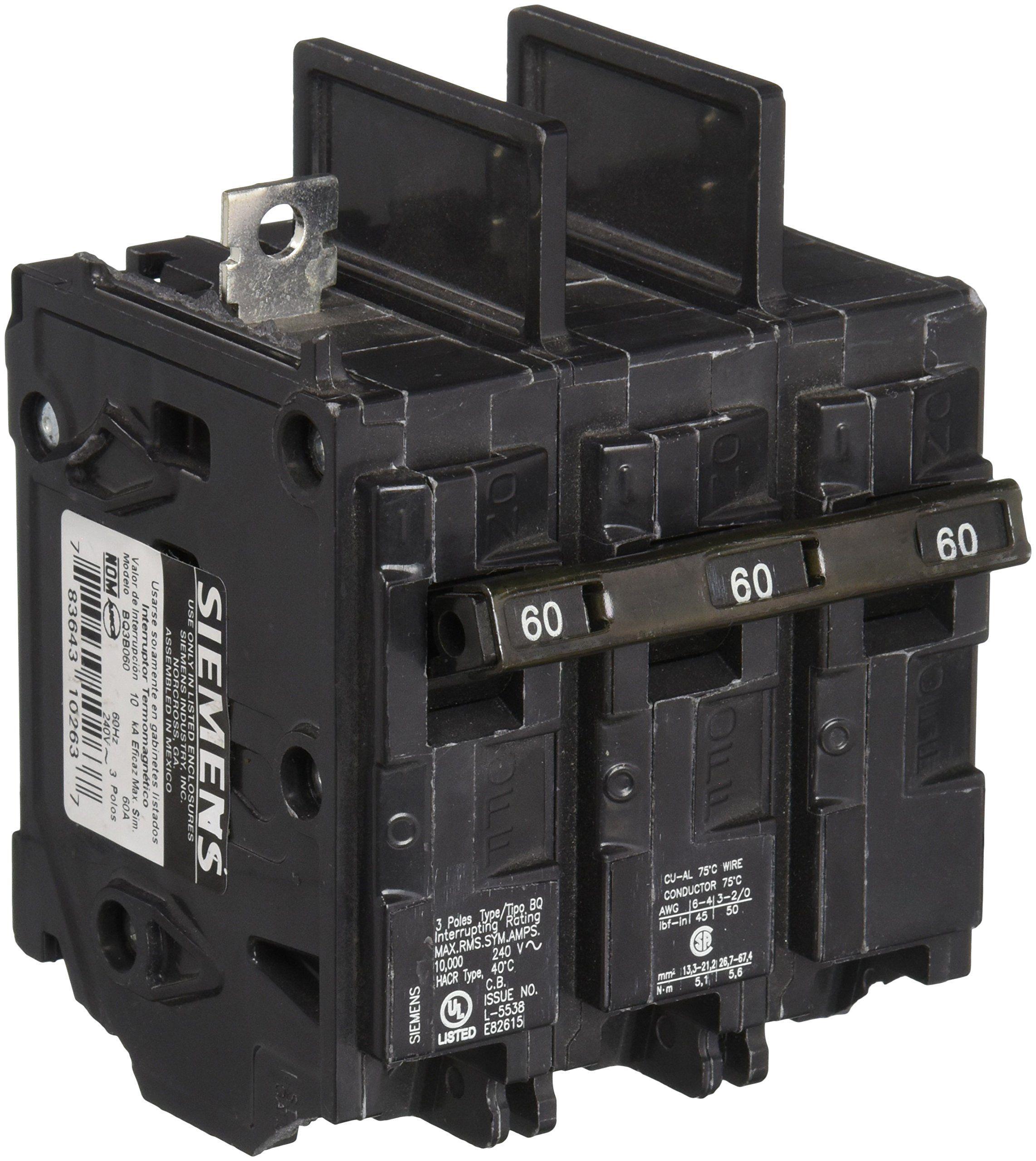 15 Amp 3//4 in Single-Pole Zinsco Type Q Replacement Circuit Breaker