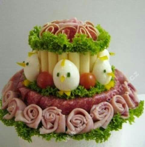 Épinglé par Radia Abassi sur décore de salade   Art ...
