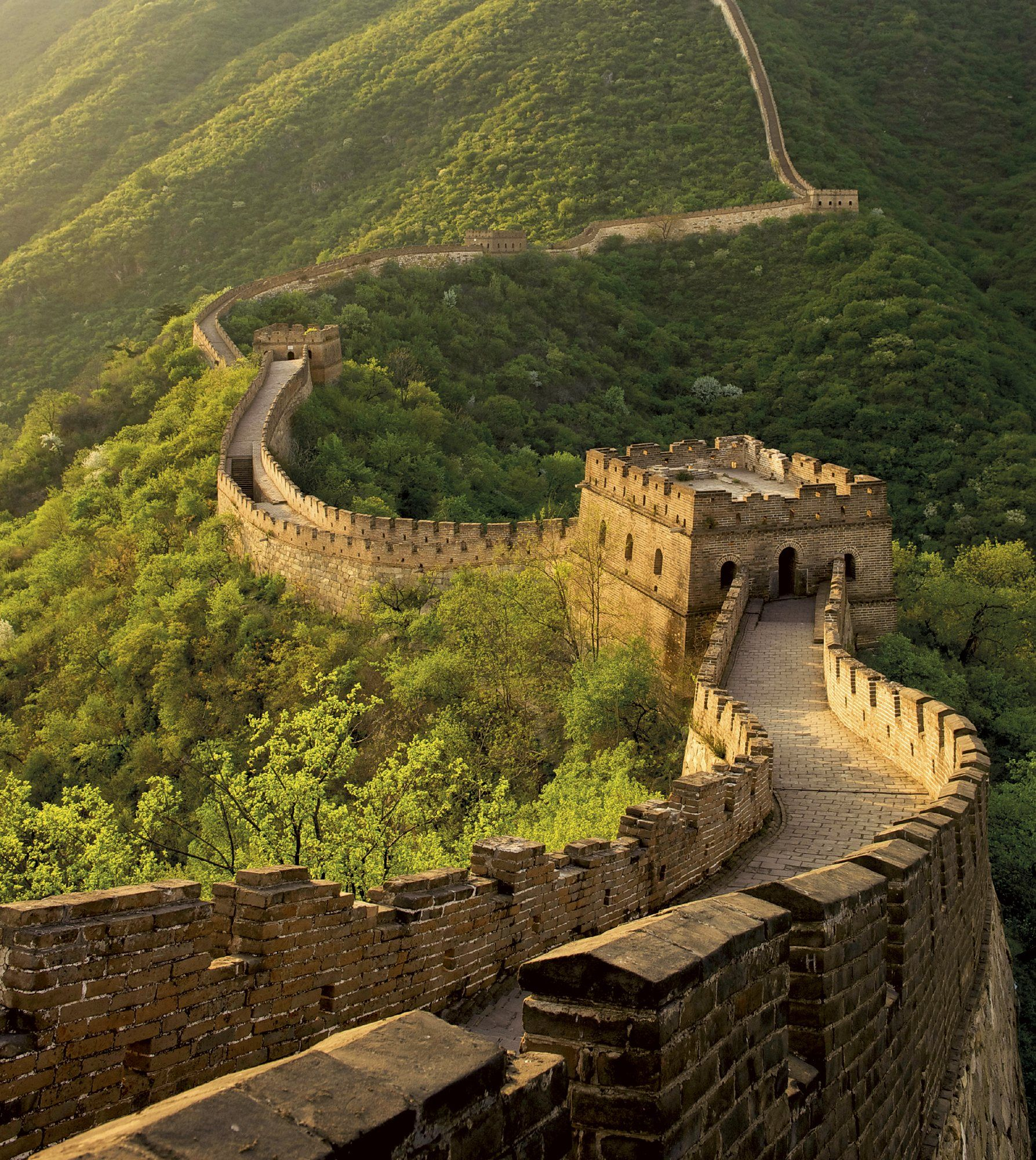 La Gran Muralla China Lugares Increibles Monumentos Del Mundo Lugares Maravillosos