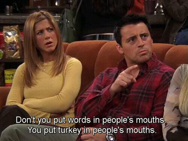 Closure Quotes Friends Tv Show. QuotesGram | Friends moments ...