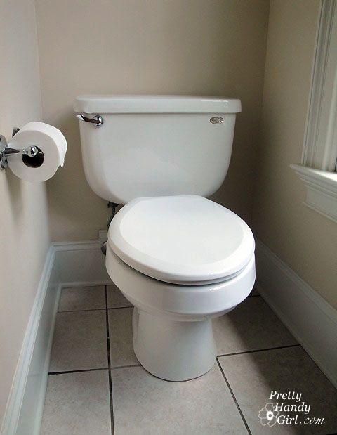 Toilet Repairs Part 3 Replacing The Overflow Tube And Flapper Toilet Repair Diy Toilet Repair Toilet