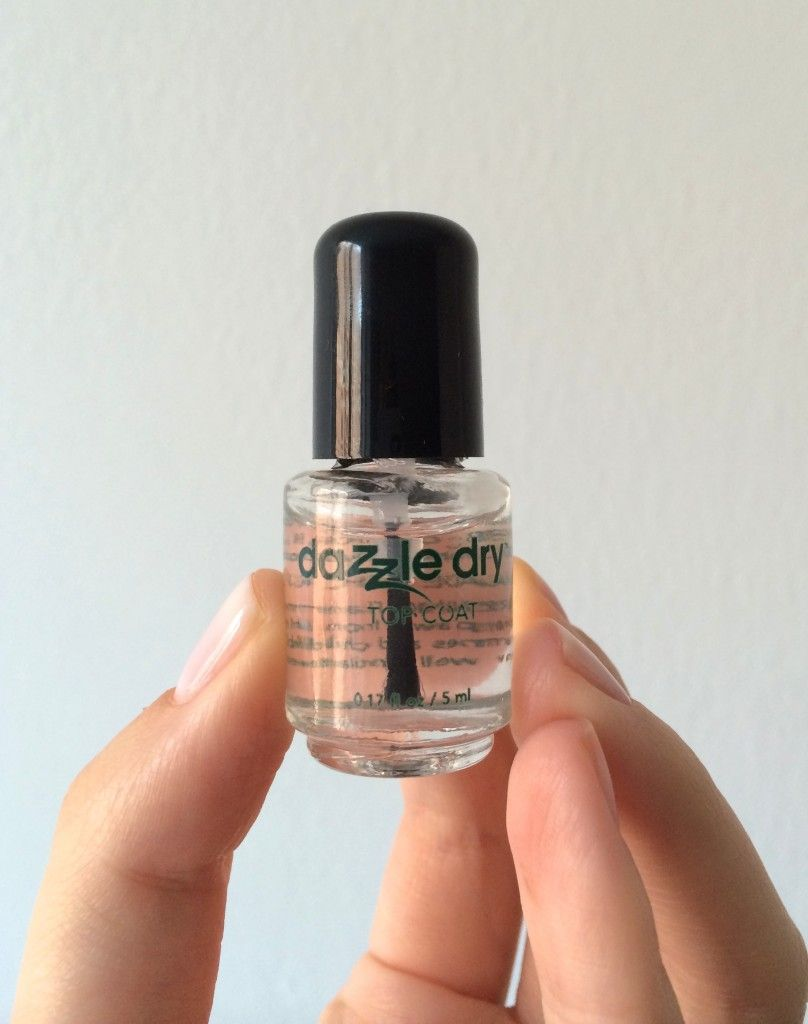 Dazzle Dry-Instant Dry Top Coat | Cruelty-Free Beauty | Pinterest ...