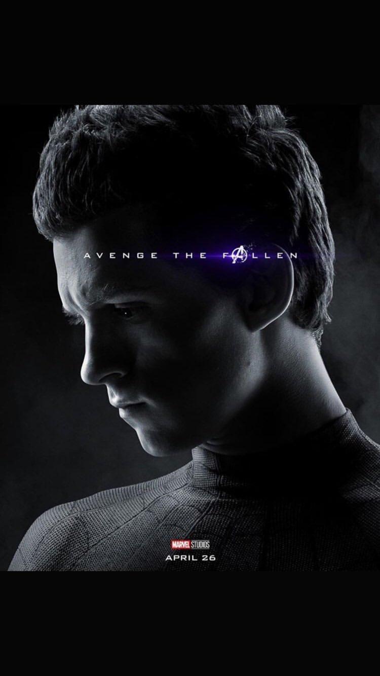 Avenge The Fallen Spiderman Spiderman Avengers Tom Holland