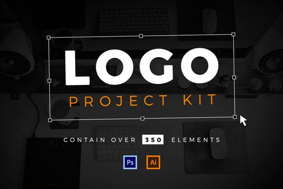 Logo Project Kit by vuuuds on Creative Market