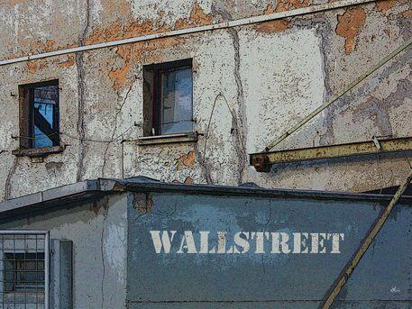 'Wallstreet' von Dirk h. Wendt bei artflakes.com als Poster oder Kunstdruck $18.03