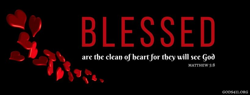 Blessed, Matthew 58 Christian Facebook Cover Wallpapers for