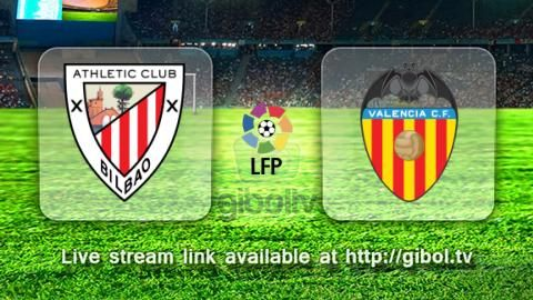 Athletic Club vs Valencia (4 Oct 2015) Live Stream Links - Mobile streaming available