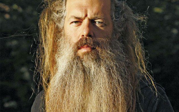 Barba larga y desdejada MEN HAIR AND BEARD Pinterest Barbas
