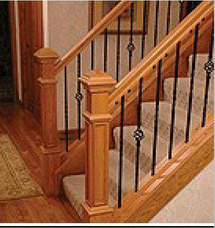 Best Interior Staircase Rail Iron Stair Railings Buy Iron 640 x 480