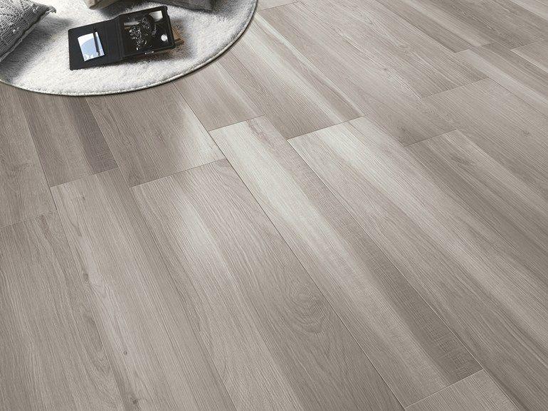 Pavimento de gres porcelánico imitación madera colección acanto by