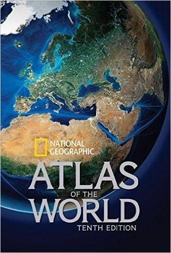 21 world atlases all map lovers should own the power of maps 21 world atlases all map lovers should own gumiabroncs Image collections