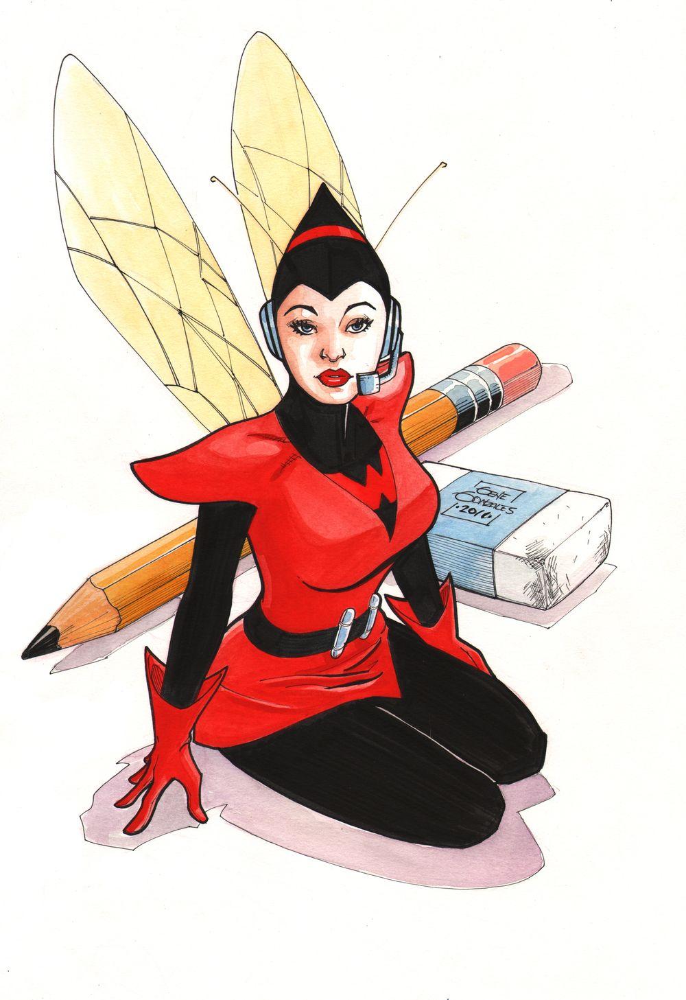 Wasp by Gene Gonzales