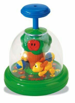 Musical push n merry dog toy   Baby Einstein Toy Chest ...