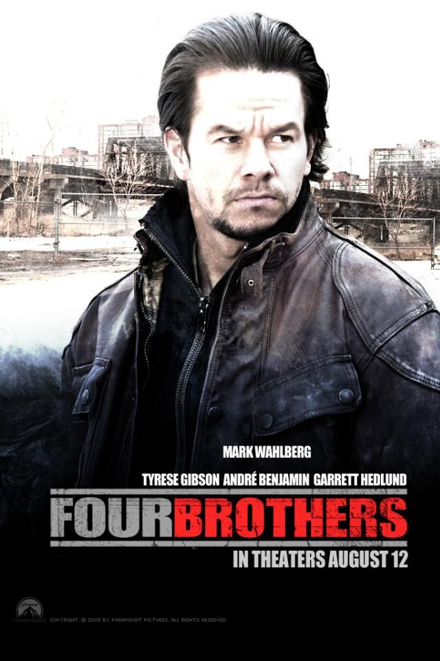 four brothers four adopted brothers aim to avenge the death of