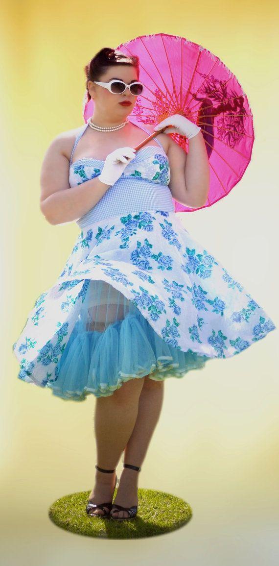 cute with petticoat