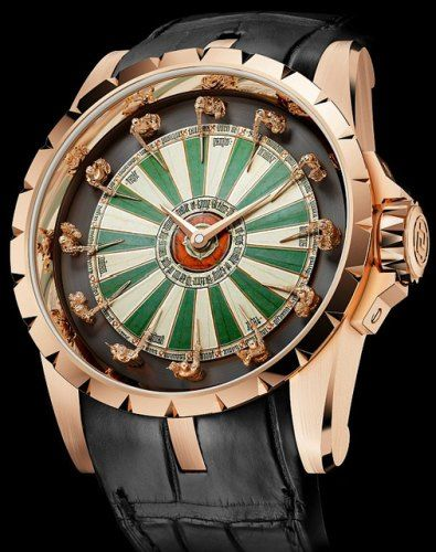 Reloj Roger Dubuis Excalibur Table Ronde