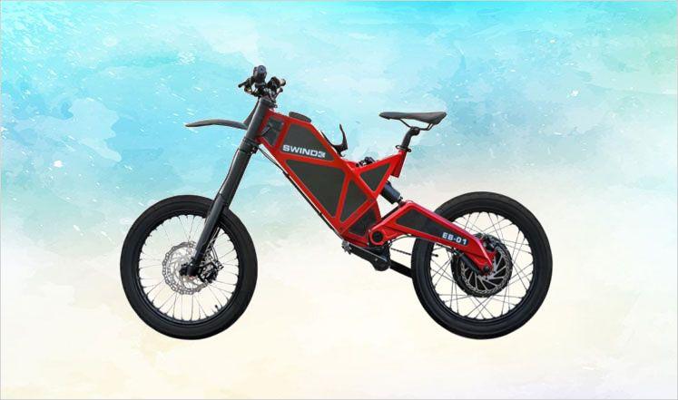 تعرف على أسرع دراجة هوائية كهربائية بالعالم بوابة عرب ترك