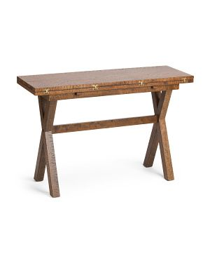 Mckayla Flip Top Table Flip Top Table Interior Design Apartment
