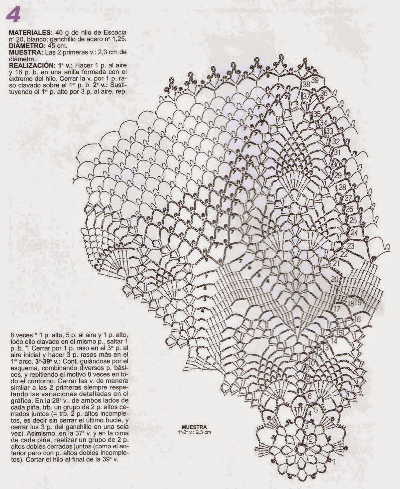 1086987764484 13091600 Doily Pinterest Crochet Doilies Diagram Patrones 2 Patterns Pin