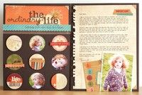 A Project by JenGallacher from our Scrapbooking Gallery originally submitted 12/12/11 at 09:20 AM