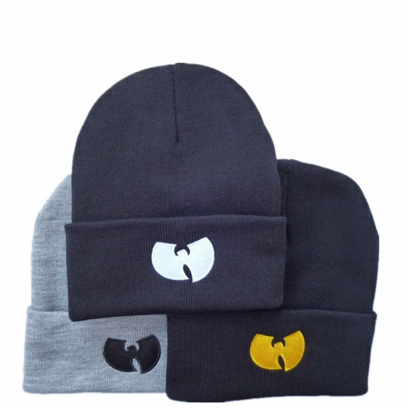 06c3e4cc4 Click to Buy << 3 Colors Women Cap With WU TANG CLAN Warm Winter ...