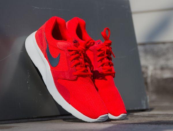 quality design 86e7c 68327 Nike Kaishi Run rouge et blanche (2)