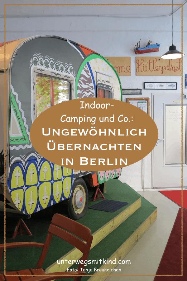 Ungewöhnlich übernachten in Berlin und Umgebung Hotels