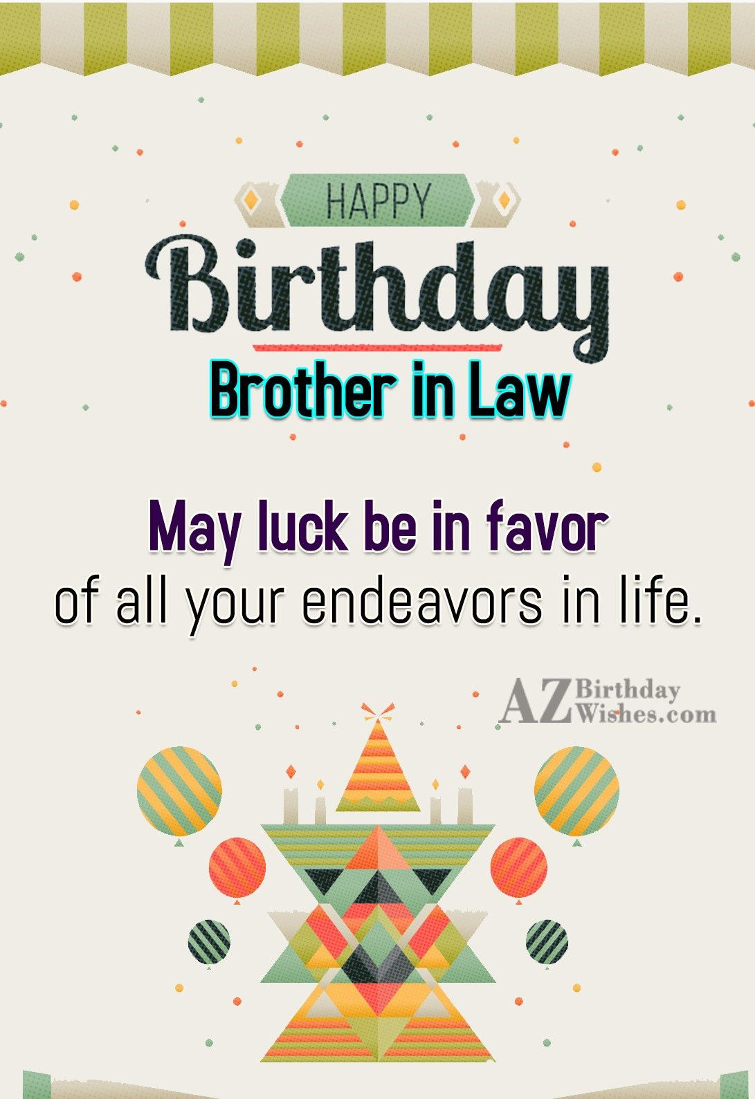 birthday wishes for brother in law.Best 20 Birthday Wishes