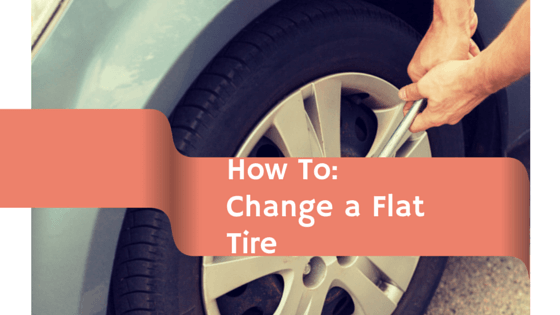 How To Change A Flat Tire Www Shakerautoblog Com Howto
