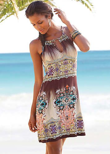 e2629a4821 Buffalo London Beach Dress | Holiday Fashion | Womens | Swimwear365