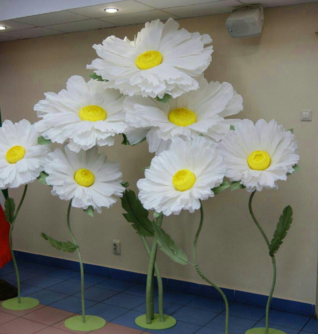 цветы для фотозоны из фоамирана