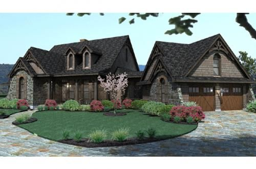 House Plan 9401 00004 Cottage Plan 1 698 Square Feet 3 Bedrooms 2 5 Bathrooms In 2021 Cottage Style House Plans Craftsman Style House Plans Cottage House Plans