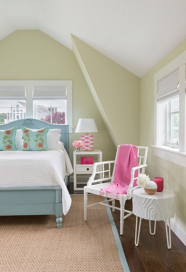 Rhode Island Beach Cottage With Coastal Interiors Early Morning