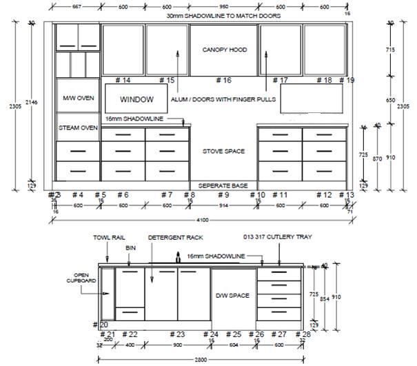 14 Best Photos Of Kitchen Drawer Dimensions Standard Kitchen Kitchens Pinterest