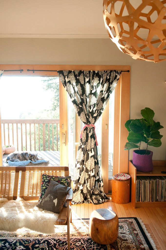 Inside This Design Mom's Bohemian Abode
