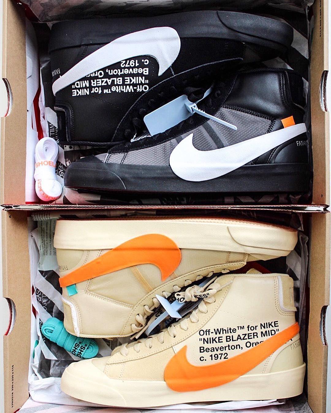 Off White X Nike Alle News Und Releasedates Der Beruchtigten Collabo Off White Schuhe Coole Schuhe Turnschuhe