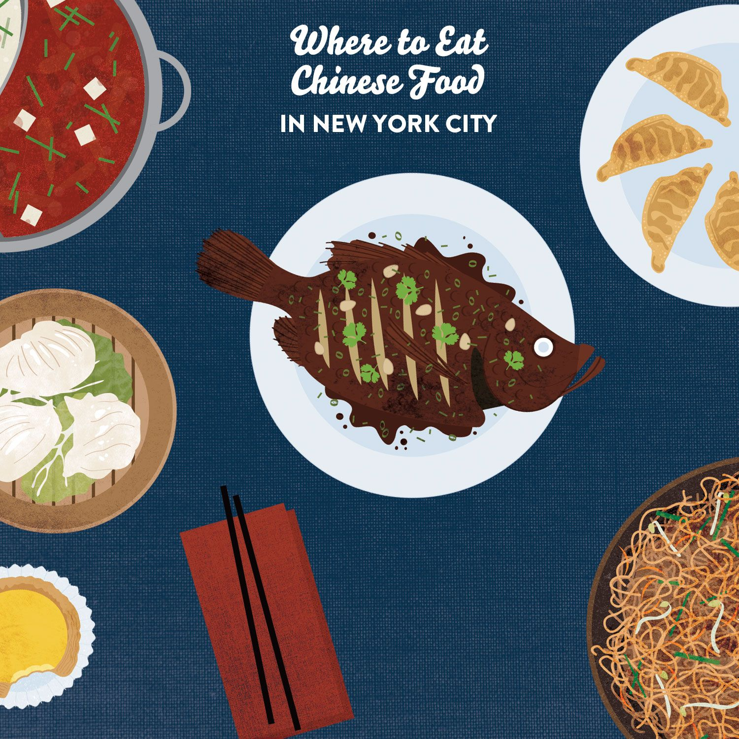 From One Dollar Lamb Skewers To Grand Dim Sum Palaces Your Complete Guide To The Best Chinese Restaurants In New York Best Chinese Food Serious Eats Chinese Food